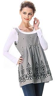 d265c2b65c3e0 Anti-Radiation Maternity Clothes Tank Protection Shield Dresses 8900806