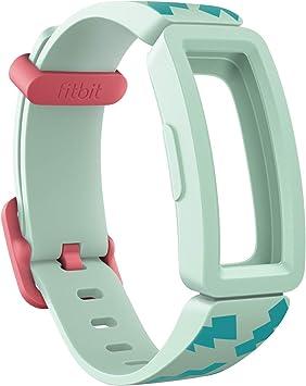 2x Sportarmband für Fitbit Ace 2 Fitnesstracker Smartwatch Sport Armband Uhr
