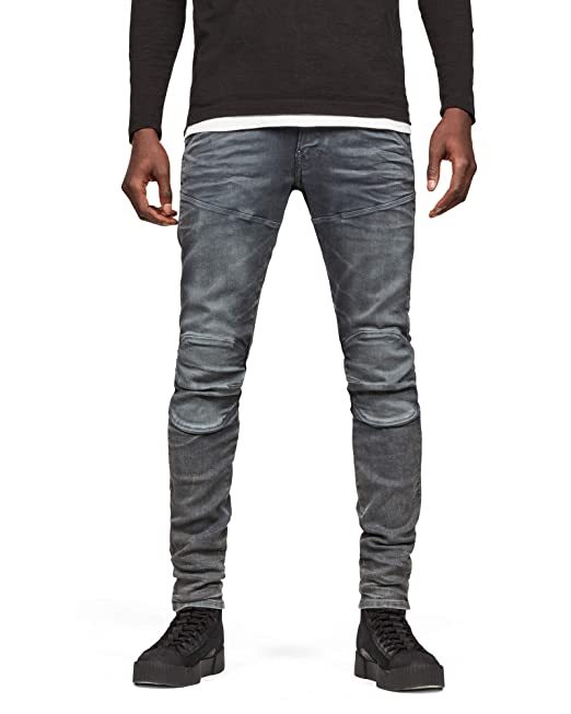 G-STAR RAW 5620 Elwood 3D Skinny Jeans para Hombre
