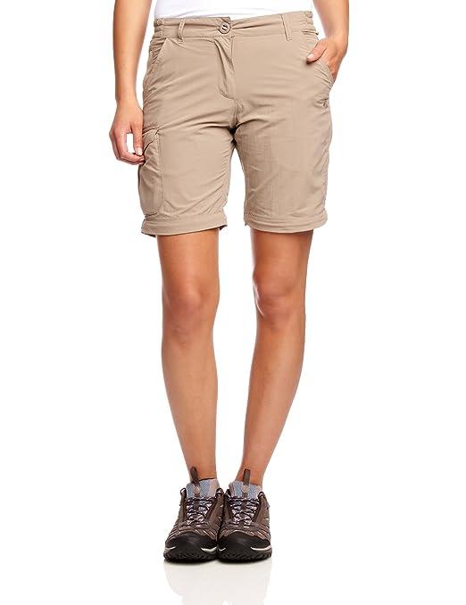 504364c82e40 Craghoppers Nosi Life Convertible Trousers Functional Jacket: Amazon.co.uk:  Clothing