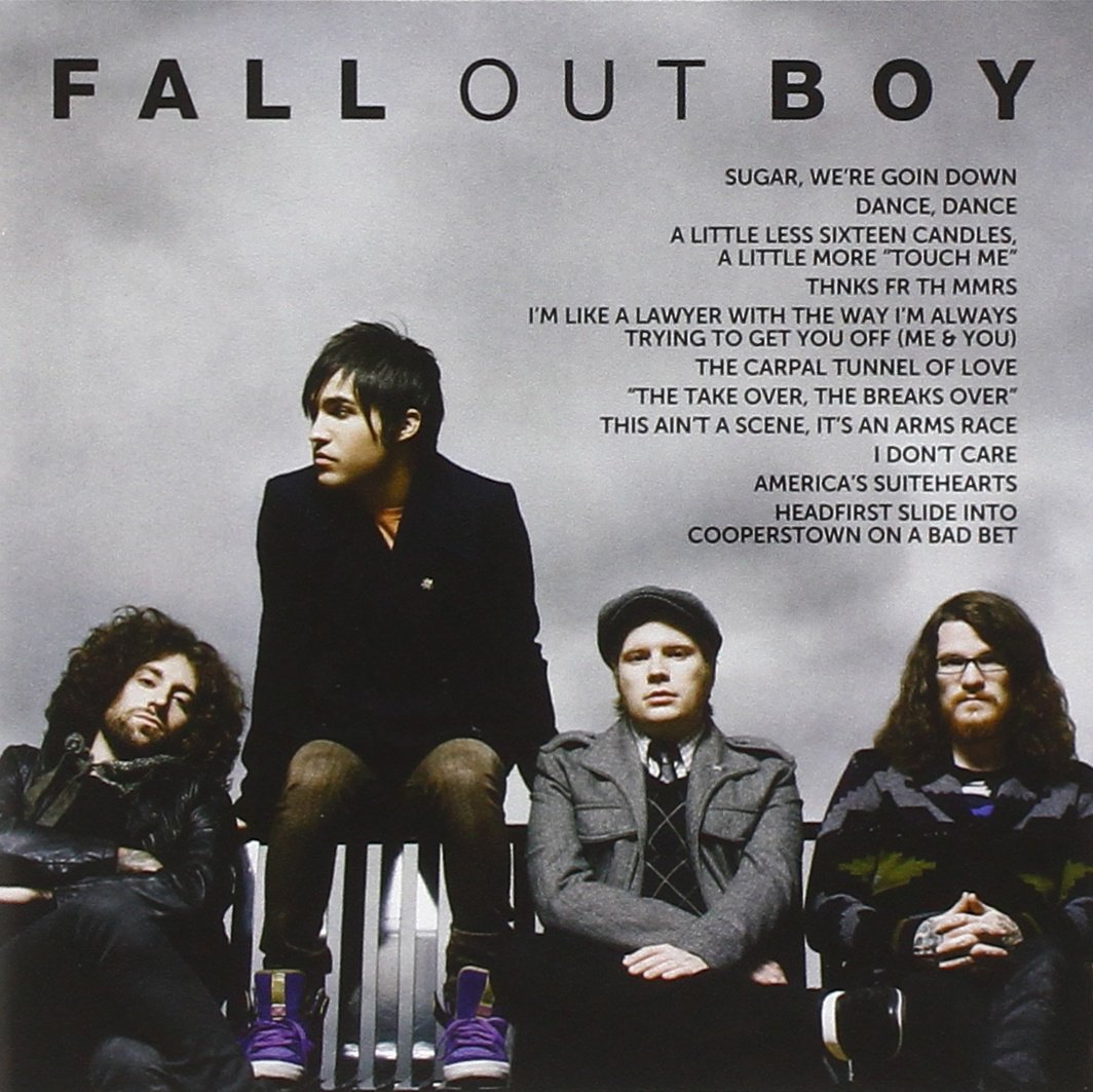 Fall out boy icon amazon music sciox Choice Image