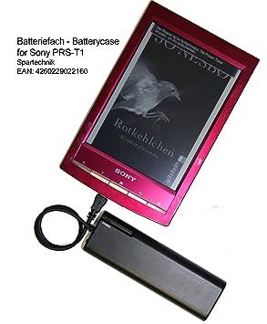Batería Compartimento para Sony PRS-T1 eBook Reader PRS-T2 PRS T2 ...