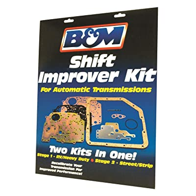 B&M 70239 Shift Improver Kit for Automatic Transmissions: Automotive