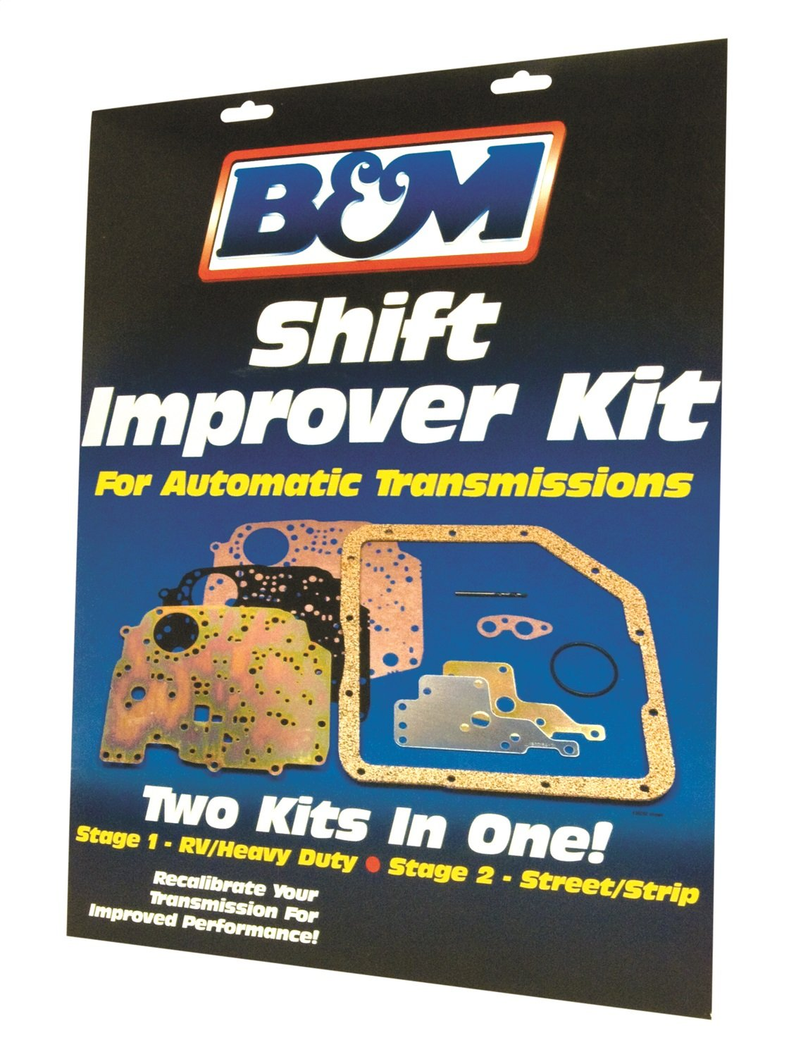 B&M 70239 Shift Improver Kit for Automatic Transmissions by B&M