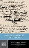 Shelley's Poetry and Prose (Norton Critical Editions)