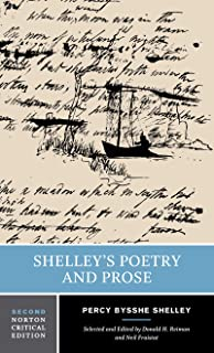 Shelley the pursuit new york review books richard holmes shelleys poetry and prose norton critical edition fandeluxe PDF