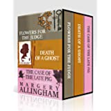 The Classic Allingham Collection: Flowers for the Judge, Death of a Ghost, The Case of the Late Pig (The Albert Campion Myste