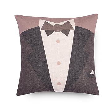 Amazon.com: Naranja diseño creativo amor novio y novia ...