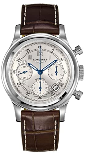 Longines Heritage 1951 Collection l2.745.4.73.2 - Reloj de hombre: Heritage 1951: Amazon.es: Relojes