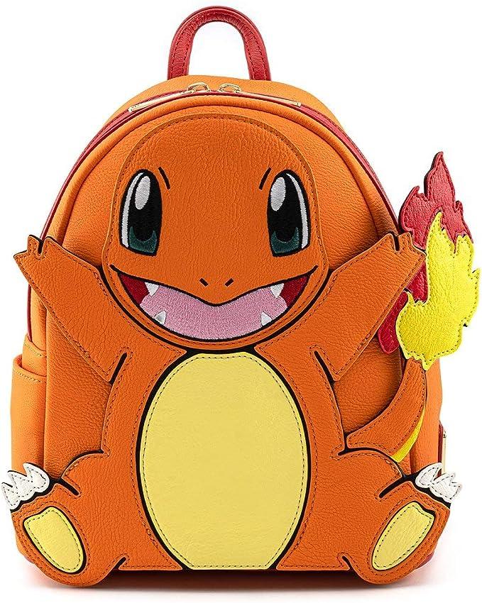Loungefly Charmander Mini Pokemon Backpack