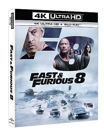 fast furious 8 blu ray 4k ultra hd blu ray bluray italian import rh amazon co uk