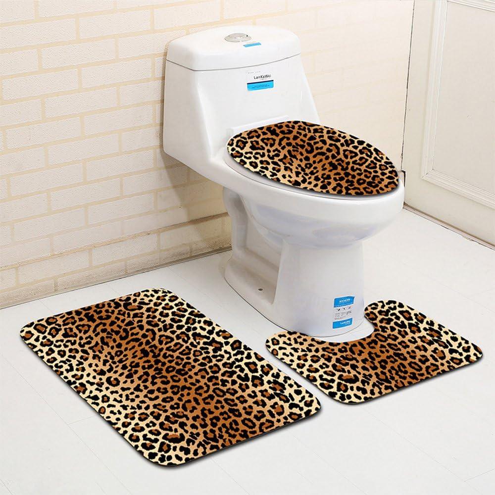 Enjelwang 20 teilig WC Waschbar Bad Teppich Set Badezimmer Teppich ...