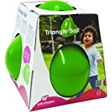 Edushape 705102 Wobbles Sensory Ball, Green