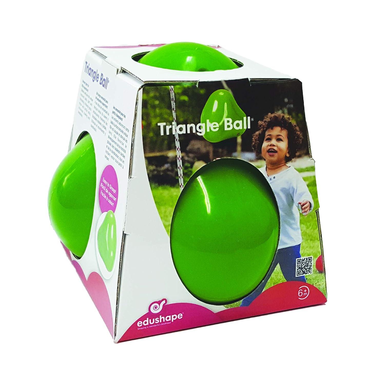 Edushape 705102 Wobbles Sensory Ball Green