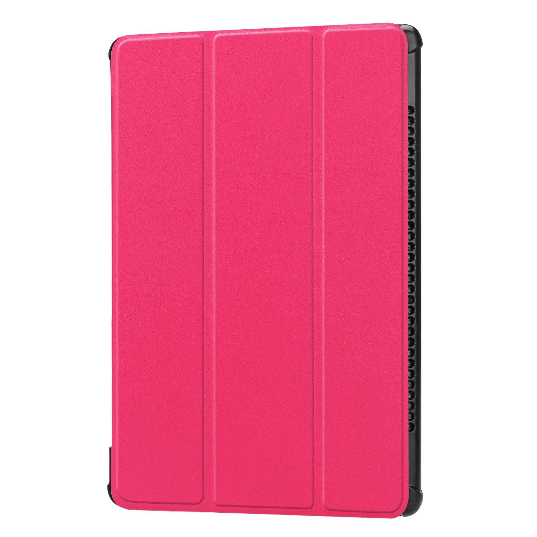 funci/ón Atril y l/ápiz Capacitivo Negro Negro Lobwerk Funda para Huawei MediaPad M5/10.8/Pulgadas Funda Tablet Smart Cover con Auto Sleep//Wake