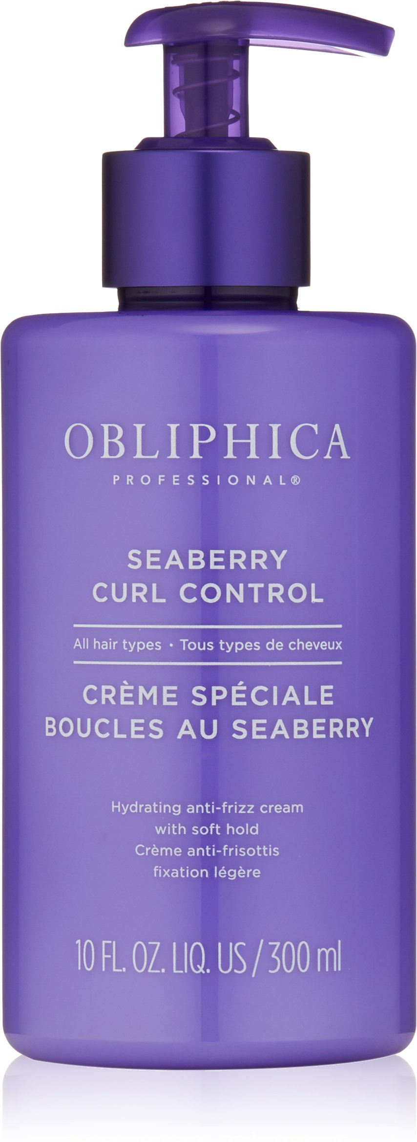 Obliphica Professional Seaberry Curl Control Cream, 10 fl. oz.