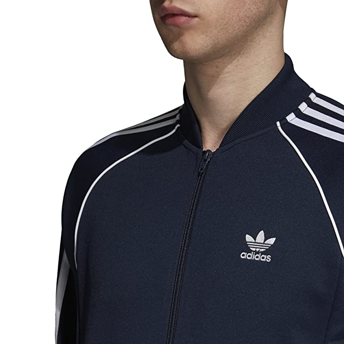 adidas Originals Superstar Men's Athletic Track Jacket