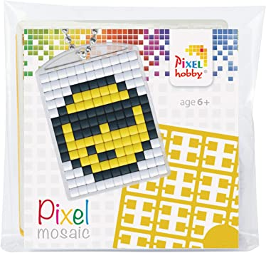 Pracht Creatives Hobby P23022 Pixel Coffret Médaillon Smile