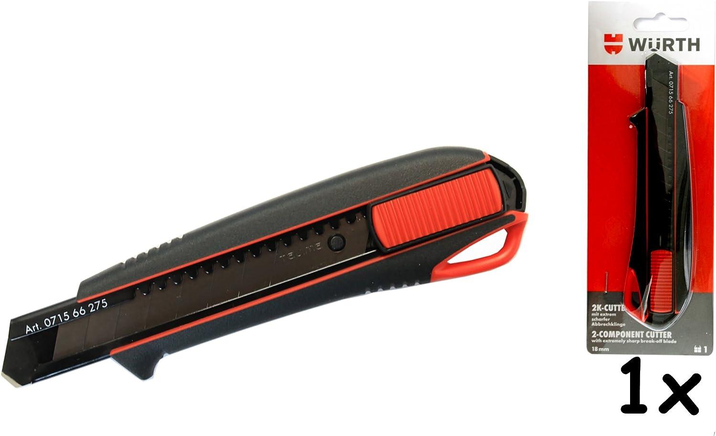 Tajima LCB65RBC Razar Snap Off Blades Extreme Sharp coupe 25 mm 10 Pièce