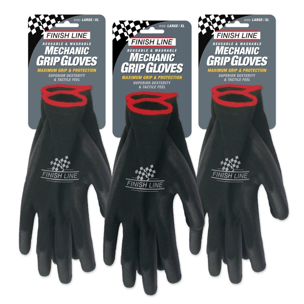 Finish Line Mechanic Grip Gloves