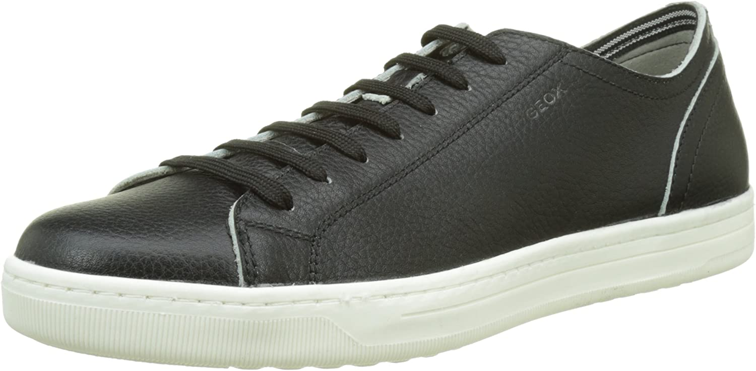 Geox Uomo Ricky B, Sneakers Basses Homme: