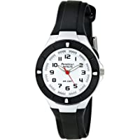 Armitron Sport Women's 25/6416 Easy To Read Dial Resin Strap Watch