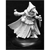 Reaper Dungeon Dwellers Sister Hazel, Plague Doctor #07017 - Mini metal sin pintar