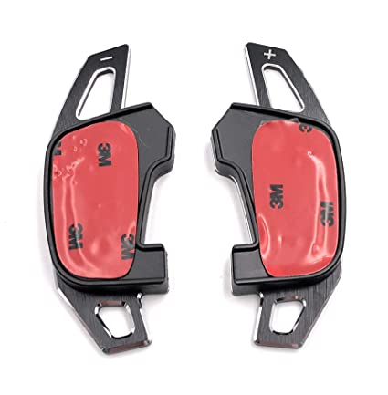 Onlineworld2013 Levas de cambio Shift Paddle Shifter Golf 7 GTI R ...