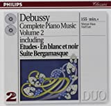 Debussy: Complete Piano Music, Vol. 2