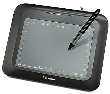 Amazon.com: Turcom ts-6608 Tableta digitalizadora dibujo ...