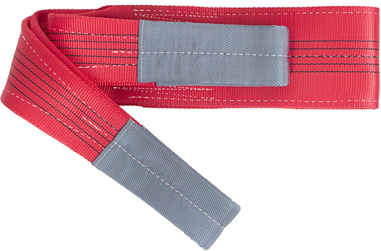 2 Tonne Duplex Polyester Webbing Lifting Cargo Sling Strap Strop 1-10mtr EWL Certified BSEN1492-1 2000 1mtr