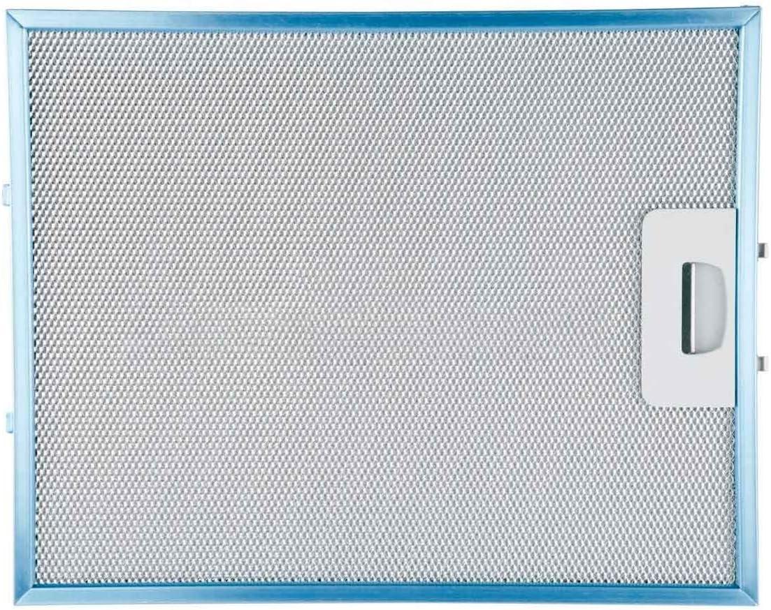 Recamania Filtro metálico Campana extractora Teka 81484013: Amazon.es