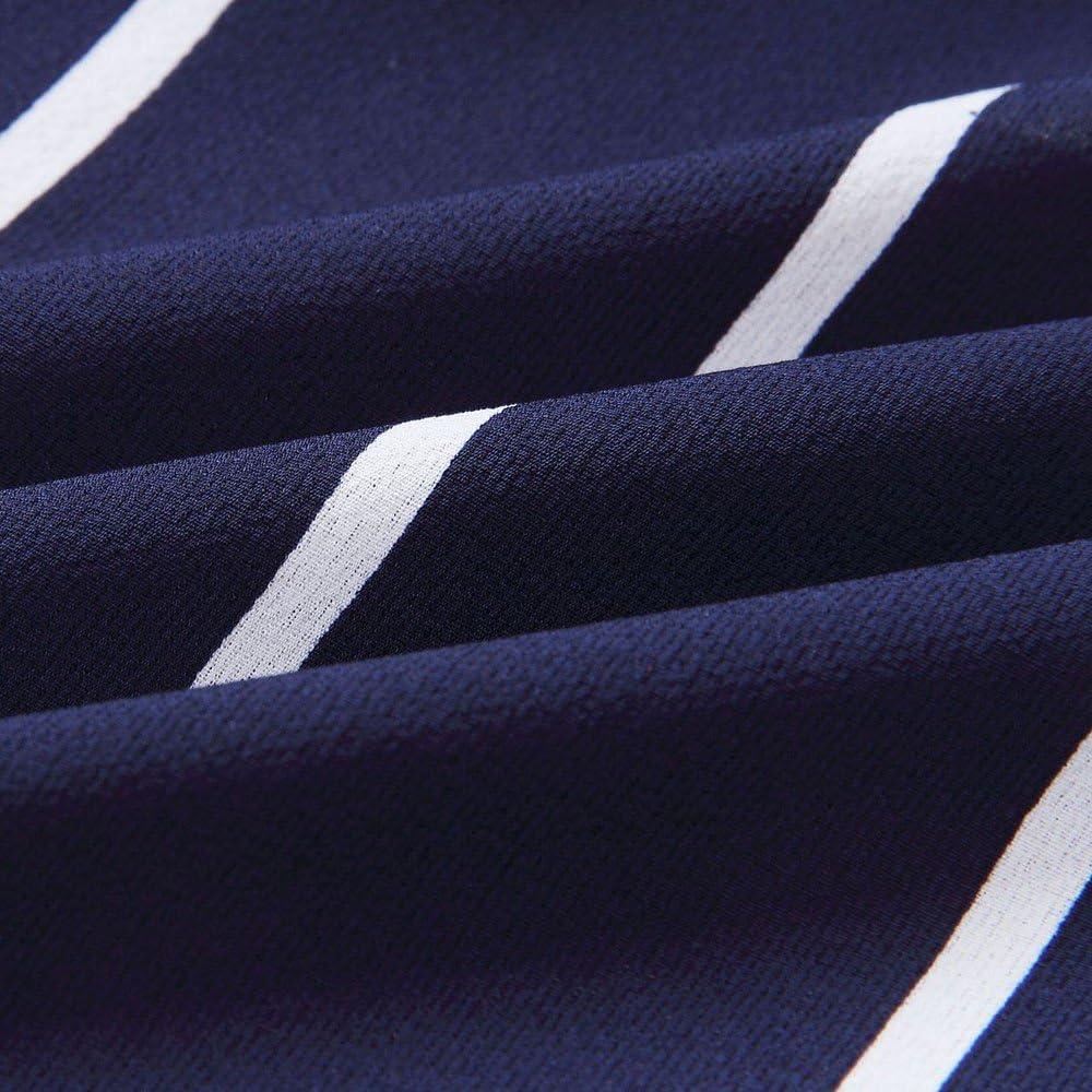 FRAUIT Damen Tr/äger Jumpsuit Overall Einteiler Romper Hosenanzug Kurz R/ückenfrei /Ärmellos Streifendruck Weg vom Schulter-/ärmellosen Spielanzug-Overall Kleidsuit