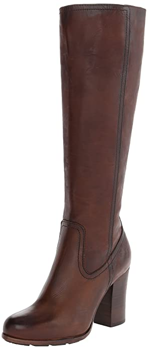 Amazon.com | FRYE Women's Parker Tall Riding Boot | Knee-High