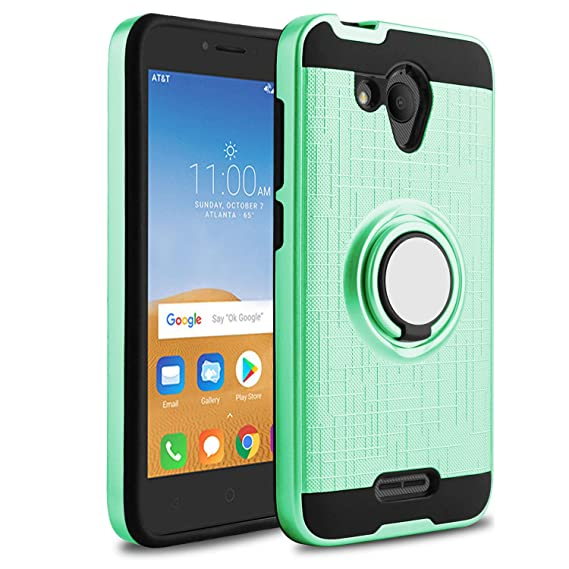 watch 0c410 dc22d Amazon.com: Alcatel Tetra Case, Alcatel Ideal Exite Case, Zenic Dual ...