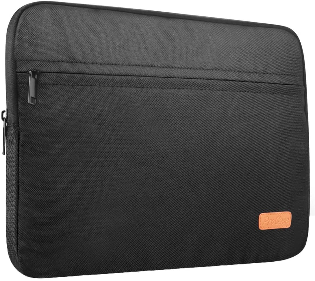 ProCase 14-15.6 Inch Laptop Sleeve Case Bag for 15.4-inch 2019 MacBook Pro 16