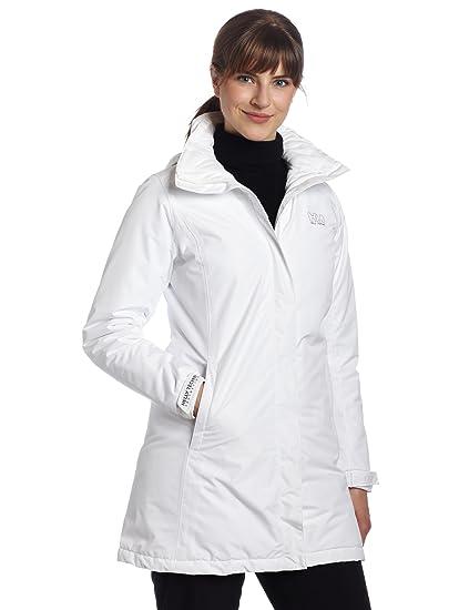 218ed22f0e5 Helly Hansen Women s W Insulated Long Aden Jacket (White