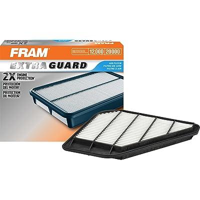 FRAM CA10110 Extra Guard Rigid Air Filter: Automotive