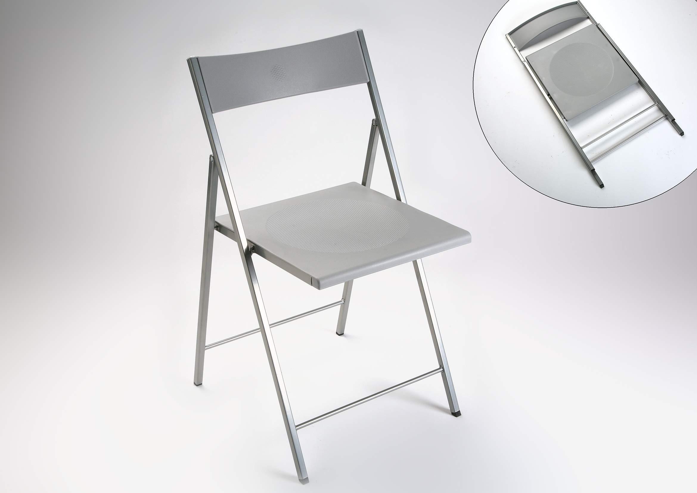 Versa - Silla plegable silver belfort product image
