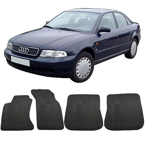 Amazon Floor Mat Fits 1996 2001 Audi A4 Front Rear Latex