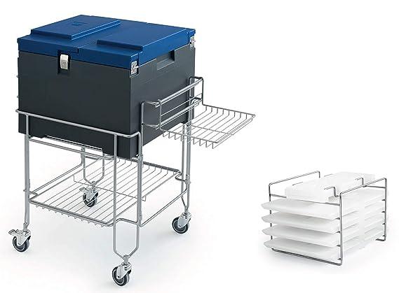 1 helado Coolbox Pans (sin bandejas) con carro y 1 kit adicional ...