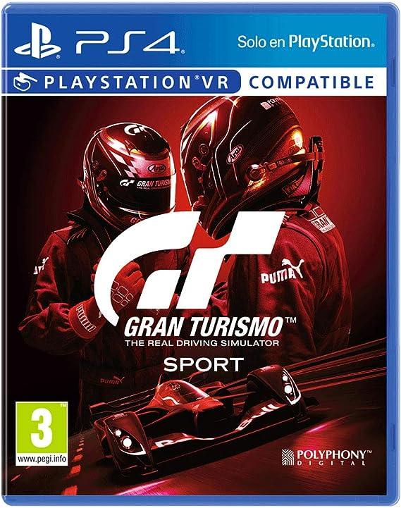 Gran Turismo Sport Spec II: Amazon.es: Videojuegos