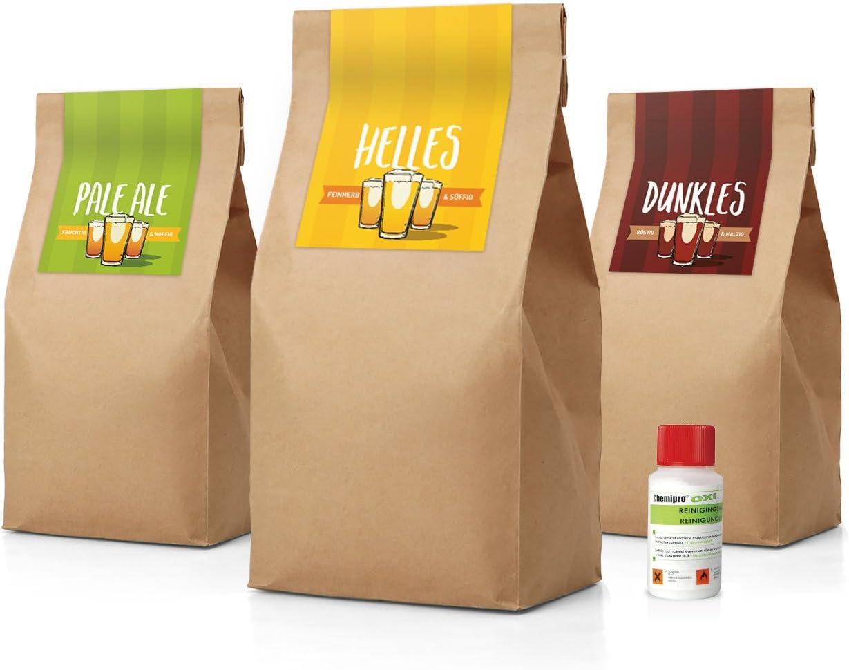 Compra Moquetas akete para fermentar Caja: variedades de Mix
