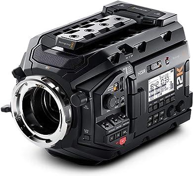Amazon Com Blackmagic Design Ursa Mini Pro 12k Camera Electronics