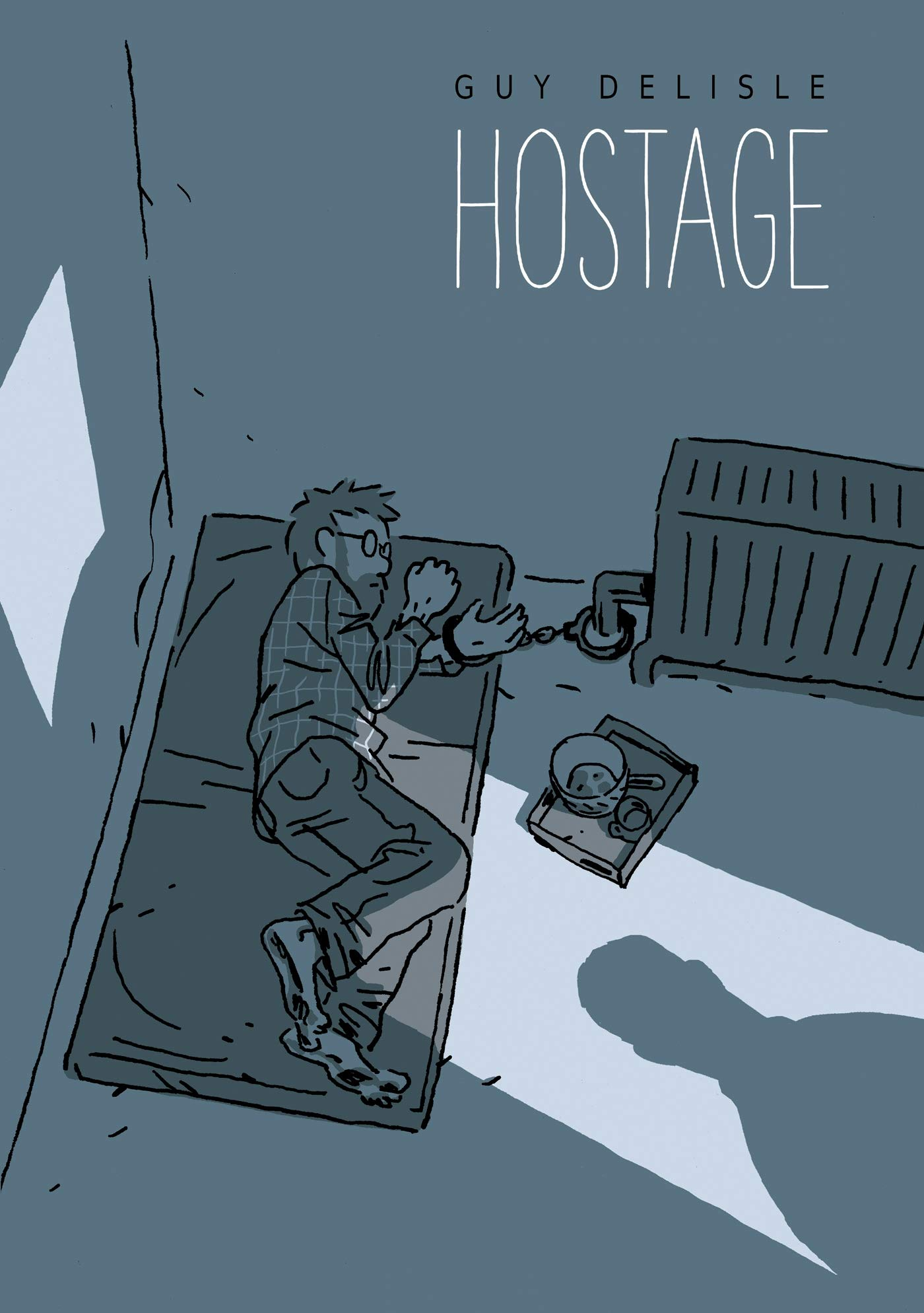 Hostage: Delisle, Guy, Dascher, Helge: 9781770462793: Amazon.com: Books