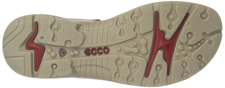 ECCO Women's Yucatan Sandal B076ZYVR8M 36 EU/5-5.5 M US|Powder/Powder