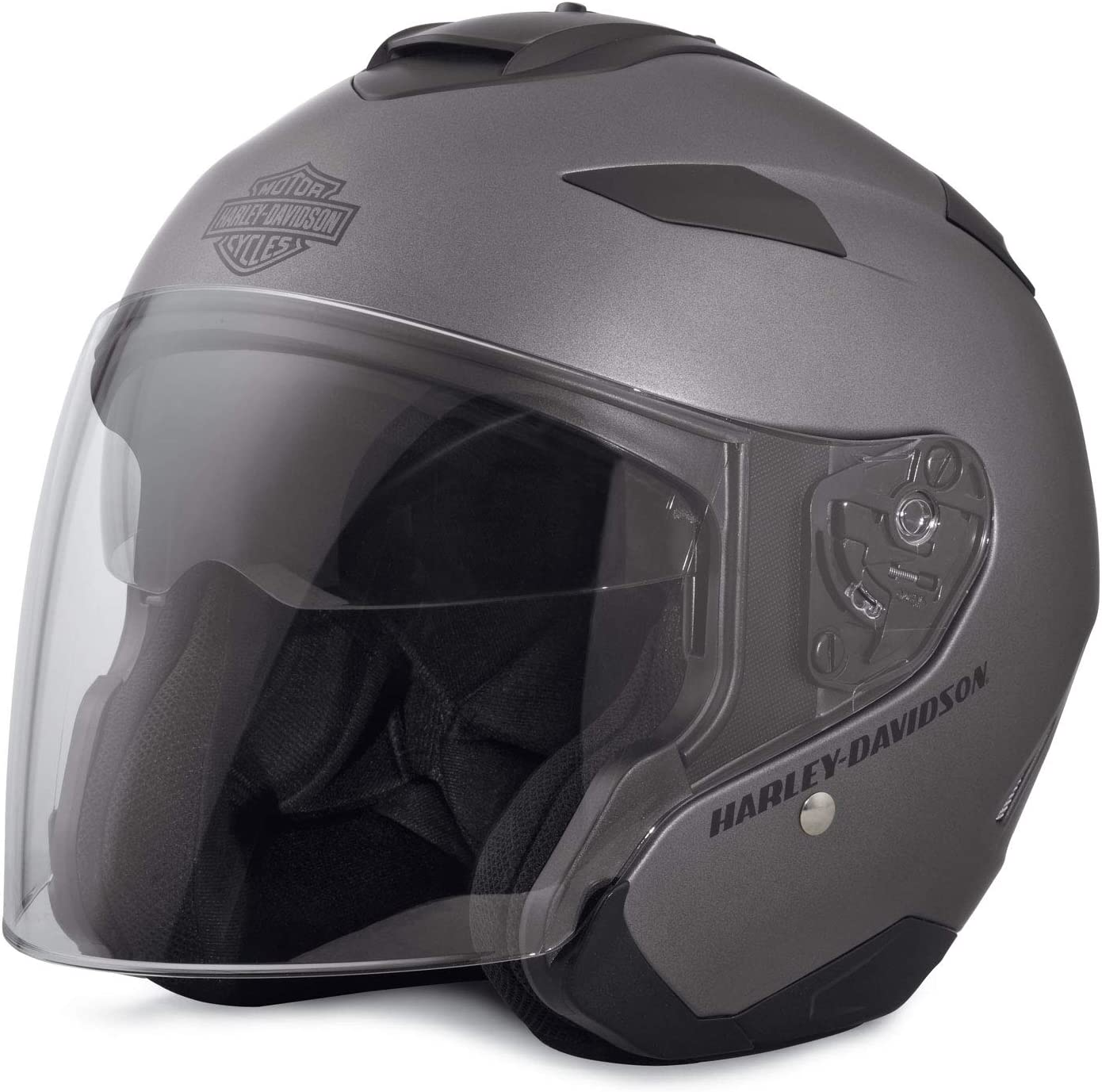 Harley-Davidson Maywood Interchangeable Sun Shield H27 3//4 Helmet S