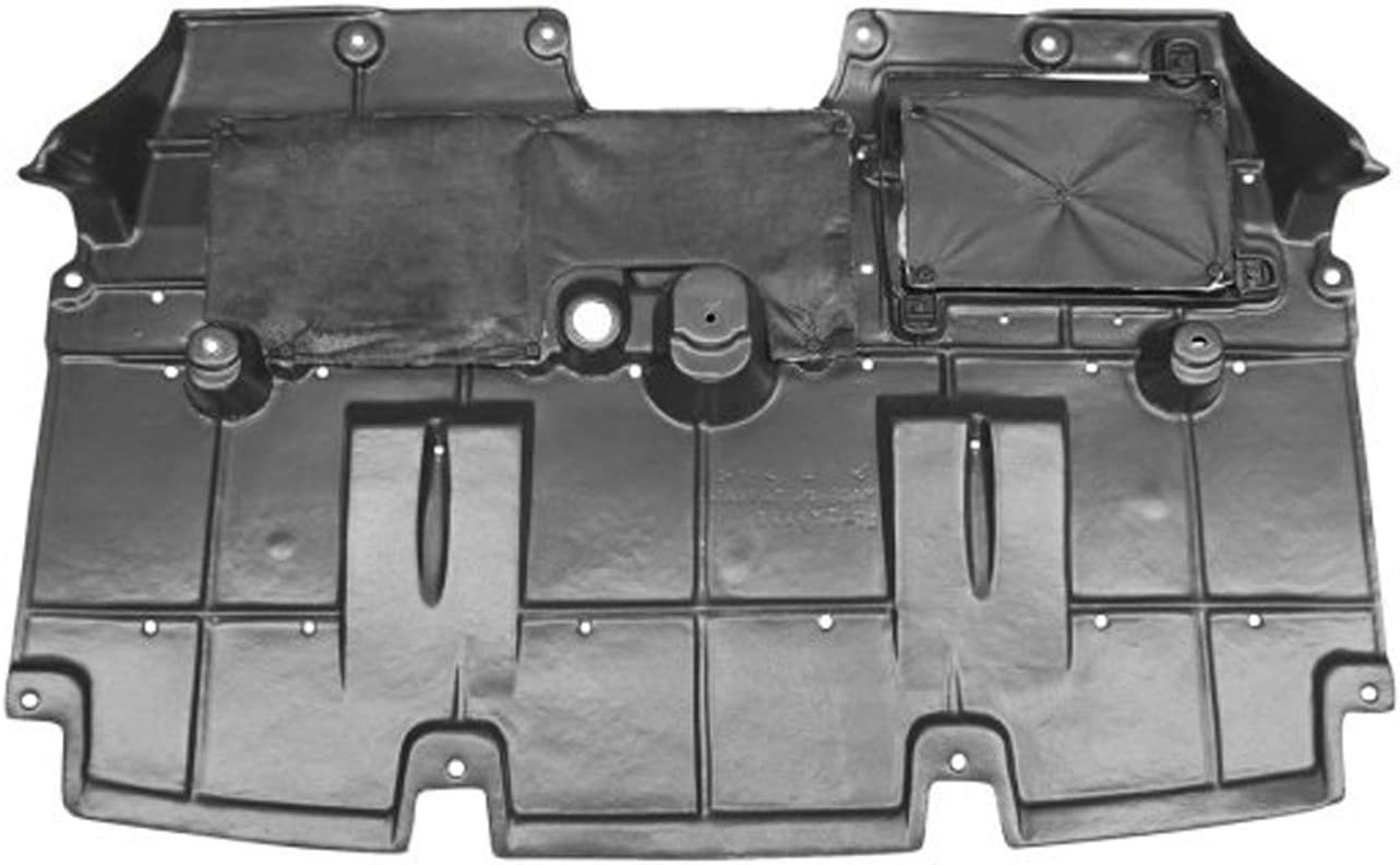 OE Replacement 2014-2015 LEXUS IS250 Undercar Shield Partslink Number LX1228146