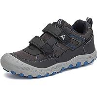 Mishansha Bambas de Montaña Niños Niña Zapatillas Senderismo Antideslizante Ligero Zapatos Gr.24-38