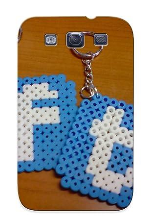 watch 34989 fe4b1 Fashion PKnNnBB6685oebRB Case Cover For Galaxy S3(coppia Pyssla Hama ...
